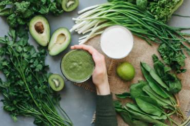 Zalety zielonych warzyw