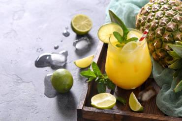 5 pomysłów na pyszne i pożywne koktajle owocowe