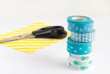 Jak wykorzystać washi tape?