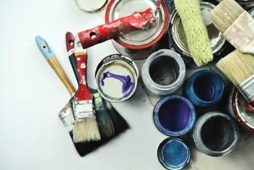 Jak namalować swój pierwszy obraz?