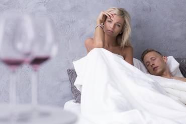 Dlaczego on/ona nie ma ochoty na seks?