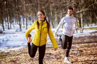 Jak ubrać się na zimowy jogging?