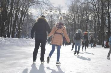 Jazda na łyżwach – naucz się samodzielnie!