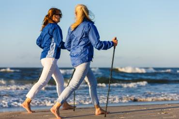 Spacer na odchudzanie i dobre samopoczucie