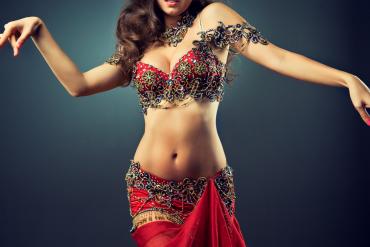 Taniec brzucha. Poznaj zalety orientalnych rytmów!