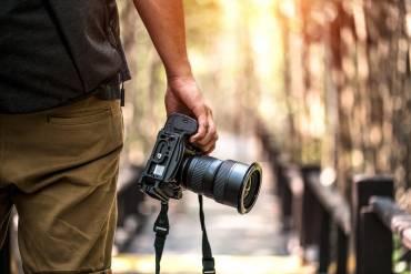 Pierwsze kroki fotografa