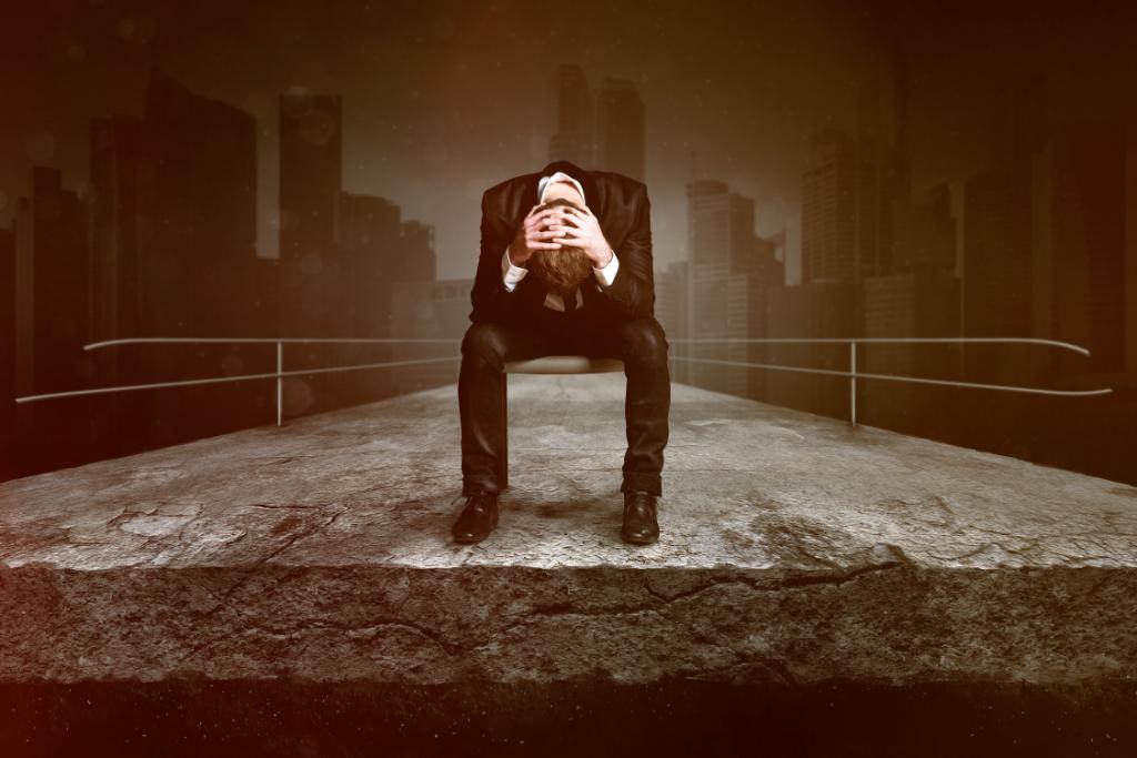 Zaburzenia depresyjne przy walce z uzależnieniami