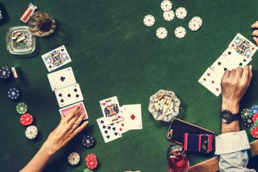 Różne twarze hazardzistów
