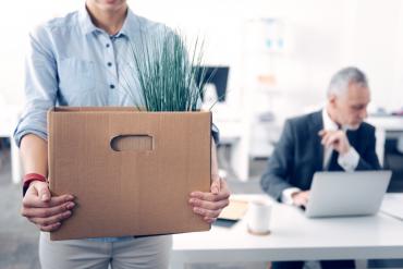 Co zrobić po utracie pracy?