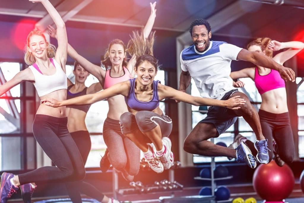 Jumping fitness zyskuje na popularności