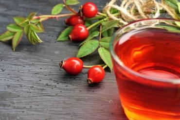 Właściwości lecznicze soku z dzikiej róży