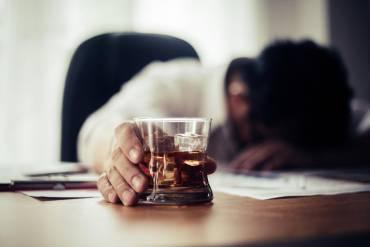Alkoholizm może zrujnować karierę
