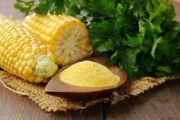 Właściwości mąki kukurydzianej