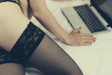 Seksoholizm w sieci