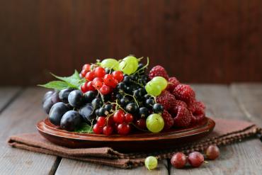 Które owoce zawierają mało cukru?