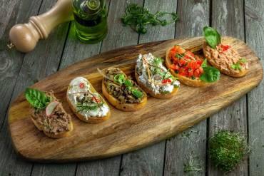 Przepisy: Domowe pasty na kanapki