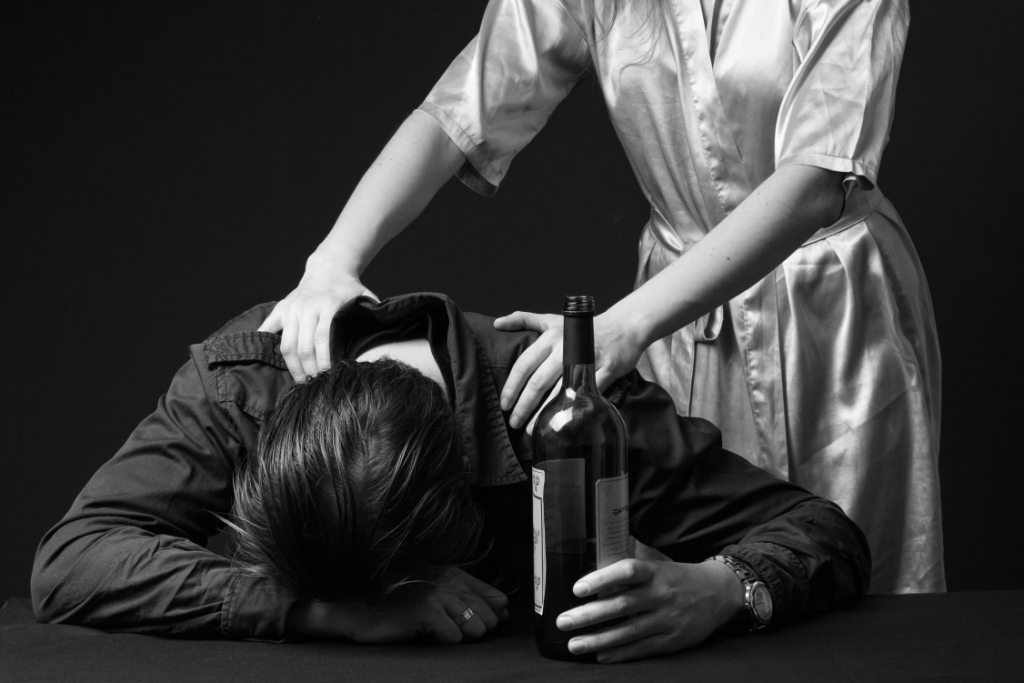 Koalkoholizm czyli alkoholizm w rodzinie