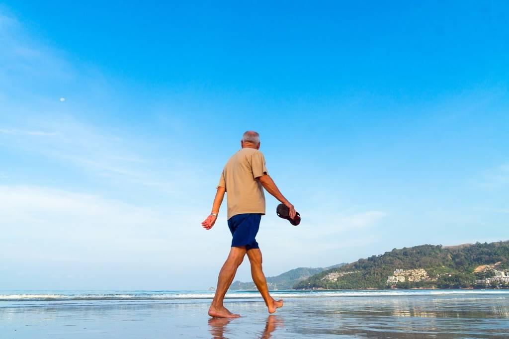 Wczasy zdrowotne dla seniora nad Morzem Bałtyckim